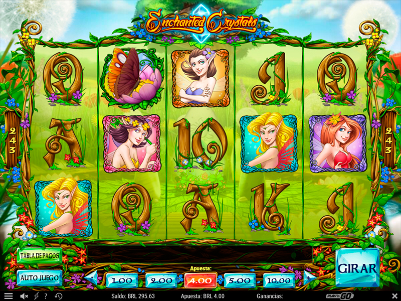 Spiele Enchanted Crystals - Video Slots Online
