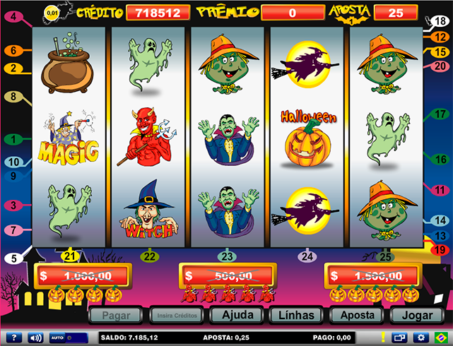 Spiele Halloween Slot - Video Slots Online