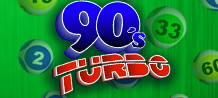 You can play with 0,10; 0,25; or 0,50 cents and win big with 90 Turbo! Choose your card and get started, with 3 extra balls and 4 possible prizes in each pack.<br /> <br /> 