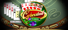 Come try Cyberstud Poker, a favorite of poker enthusiasts who like to use simple strategies. Challenge the dealer on this skill game to find out who completes the strongest hand! <br/>