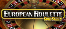 European Roulette Gold is the well established European Roulette with an innovative neighbor betting track feature and a call bets facility that will add to the convenience and enjoyment of play.<br/>