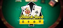 In Blackjack, your objective is to get a hand with a value closer to 21 than the dealer's. If your hand exceeds 21, you bust and lose your bet. If the dealer busts, you win. In this attractive board game all normal winnings pay 1: 1. Have fun!