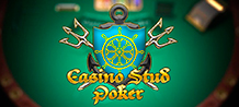 <div>In Casino Stud Poker, played with a 52-card deck, you can win on your Ante bet and optional Jackpot side bet. You and the dealer each receive five cards. <br/>