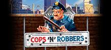 <div>Do you have sticky fingers? Moneybags are in play at Cops'n'Robbers!</div>