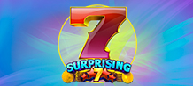 <div>Surprising 7 brings the thrill and excitement of Las Vegas casino directly to you. <br/>
