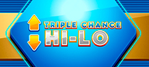 <div>Triple Hi-Lo presents not one, but three reels. Simply decide which reel to play before each spin. You have three chances to win with each spin!</div>