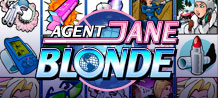 Agent Jane Blonde is HOT! This 9 payline game is jam-packed with lots of thrills and action, guaranteed to keep you spinning for hours. Find 3, 4, or 5 scatters and 15 Free Spins (where all wins are tripled…wow) will be awarded - you will be walking on the Wild side of life. A Gamble Feature and a Wild (which doubles your wins when completing a win) add to the thrill and adventure of this game… Agent Jane Blonde is simply sizzling.