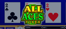 Look for the Aces to get the best rewards out of this Poker Game! Good Luck!