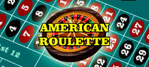 This is roulette the way it is played throughout America. The American Roulette wheel has 36 numbers, a single zero and a double zero.  American Roulette offers the Player the choice between playing in Regular or Expert Mode which offers a standard set of game features and advanced features; respectively.