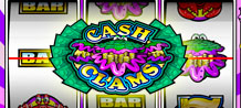 Cash Clams is a classic video slot offering 3 reels filled with generous prizes on an aquatic theme. Classic Slot lovers will not be disappointed with Cash Clams!