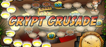 Try Crypt Crusade Gold, a fun and easy to play instant win game that will take you on an exciting crusade to the jackpot!
