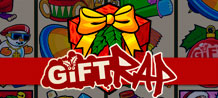 Celebrate the festive season through the whole year with a unique video slot that packs a real punch in terms of entertainment, action and rewards, all wrapped in a fun Hip Hop style called GIFT RAP. Happy Rappin' and Good Luck.