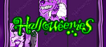 Halloweenies will introduce you to some comical creatures that are more likely to make you laugh than scream on a devilishly fun to play game.  No nasty tricks exist on Halloweenies, but there are plenty of treats!