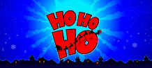 The perfect game for the Holiday season is here to reward you with lots of fun and great winnings! The HO HO HO machine offers the kind of fun that you are looking for in the Christmas holidays!