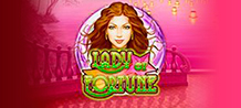 <div>Follow the lovely Lady of Fortune to seek your destiny in this mystical 15-line slot game. Good luck abounds on all five reels, featuring lucky horseshoes, shamrocks and 7-spotted ladybirds eager to line up for you.</div>