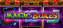 Step into a world of illusion that conjures many magical prizes. Watch out for the enchanting magic boxes during the Free Games feature that pop open and multiply your wins.  Ask the 8-ball if some big wins are in store and it will tell you that the outlook is good! <br/>