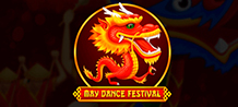 Participate in this incredible Chinese festival and celebrate the holidays with the local crowd, in this fantastic and colorful game. Multiply your credits with various game resources and win many free rounds to have fun for longer!