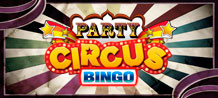 Ladies and gentleman, welcome to the Party Circus Bingo! Feel the magic and emotion of the circus on our new 4 cards bingo. Get MW prizes and light the letters of the words PARTY CIRCUS BINGO to get x1000 extra prize by card. Hit the clowns on the perimeter bonus and win even more credits!
