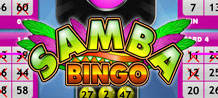 Samba Bingo is an exciting new Bingo Game with the chance of awesome prizes! Samba to the beat in this fantastic bingo game!