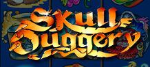 The most dangerous looking but amusing pirates you ever saw are offering players the chance to win big in Skull Duggery, an entertaining new 5 reel, 9 payline video slot. Walk the plank for fun and profit!
