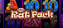 Enjoy a Musical extravaganza when playing The Rat Pack Video Slot.  The Rat Pack is a 30 payline video slot which allows you to enjoy groovy wins. This glamorous, Jazzy game will get you swinging to some cool tunes.