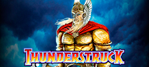 You will be blown away by this 5 Reel Video Slot that will boldly transport you to the Age of Mythology, where the Norse god of Thunder rules over his kingdom with an electric gaze and a steel fist.. Thunderstruck has all the makings of a big money spinner with great graphics, electrifying sounds and good solid statistics and percentages. Get ready to rumble!!