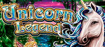 Catch a WILD Unicorn and ride a rainbow of WINS! Get 3 or more Scattered Emblem to choose 1 of 3 amazing Free Game Features! Select up to 20 Free Games OR WILD WINS Multiplied up to 12x!