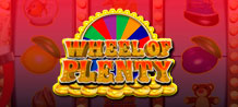 Roll up! Roll up for all the fun of the fair and marvellous carnival-inspired action on the WHEEL OF PLENTY! A pub slot that combines the random thrills of a wheel of fortune with a wide range of interactive player controls that make up a truly interactive gambling experience. The new Wheel of Plenty pub slot brings all the fun of the fair and rewards, too.